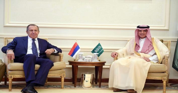الجبير: زيارة الملك سلمان إلى موسكو تاريخية