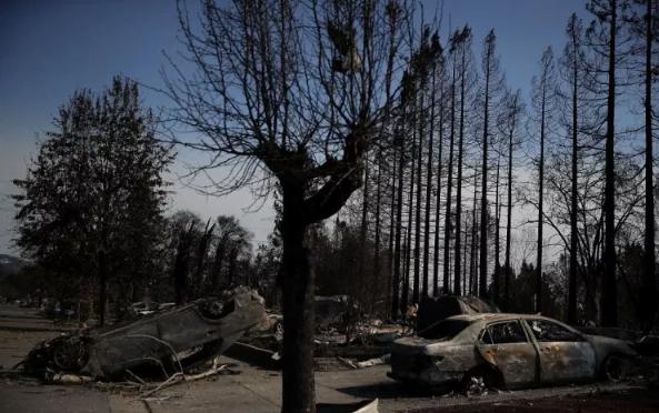 31 قتيلاً ومئات المفقودين جراء حرائق الغابات في كاليفورنيا