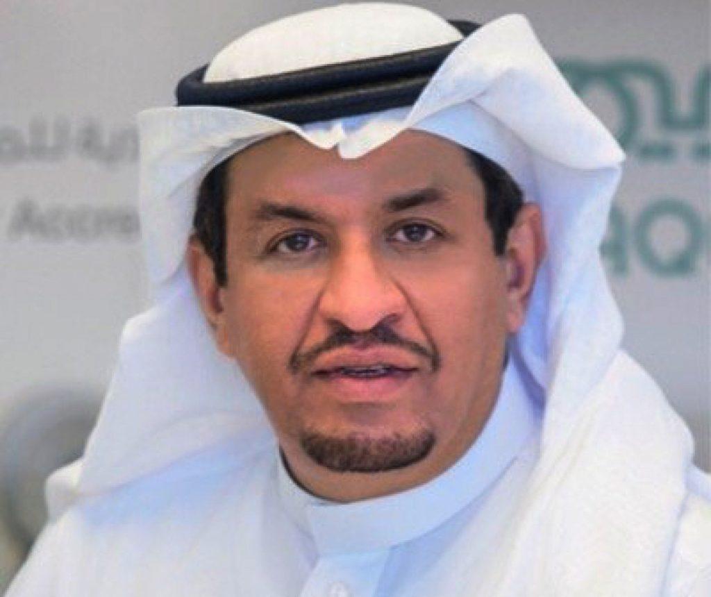 المبارك يرفع الشكر للقيادة الرشيدة بتعيينه محافظاً للهيئة العامة للعقار