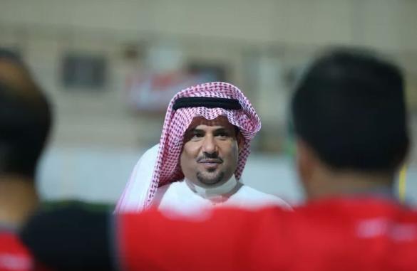 إنهاء تكليف رئيس الرائد عبدالعزيز التويجري