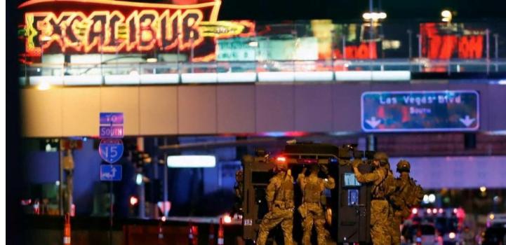 """أمريكا تشكك في إعلان """"داعش"""" مسئوليته عن حادث لاس فيغاس"""