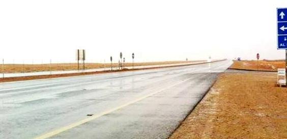 الأرصاد: تدني الرؤية الأفقية بسبب الغبار في «4» مناطق سعودية