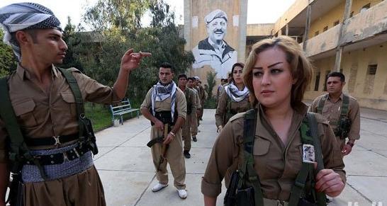الأكراد يتراجعون ويلومون واشنطن: دعمناكم ضد #داعش و #صدام حسين
