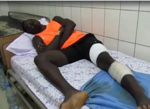 محترف الاتفاق «السابق» أمينو بوبا يتعرض لإطلاق نار