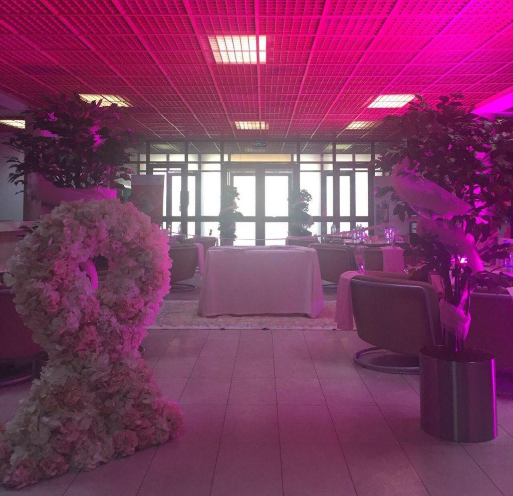 مستشفى الملك فهد الجامعي بالخبر يفحص 850 سيده عن سرطان الثدي في عام