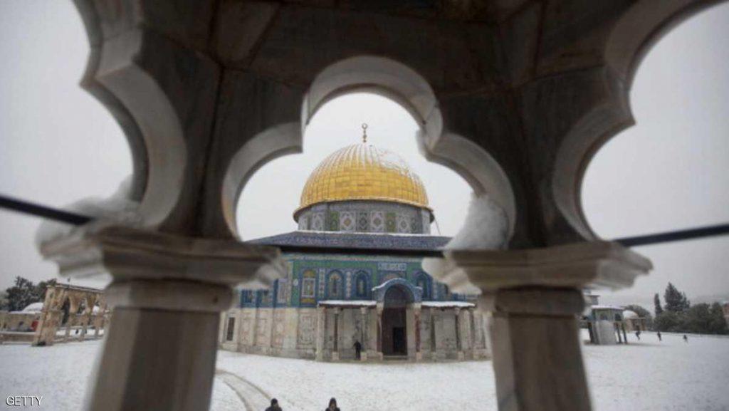 """مساع إسرائيلية لمنع """"لعب الأطفال"""" في باحات الأقصى"""