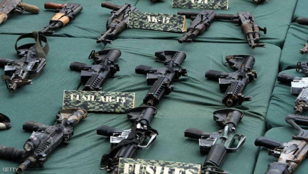 """بعد """"المجزرة"""".. فيغاس تنظم أكبر معرض للأسلحة بالعالم"""