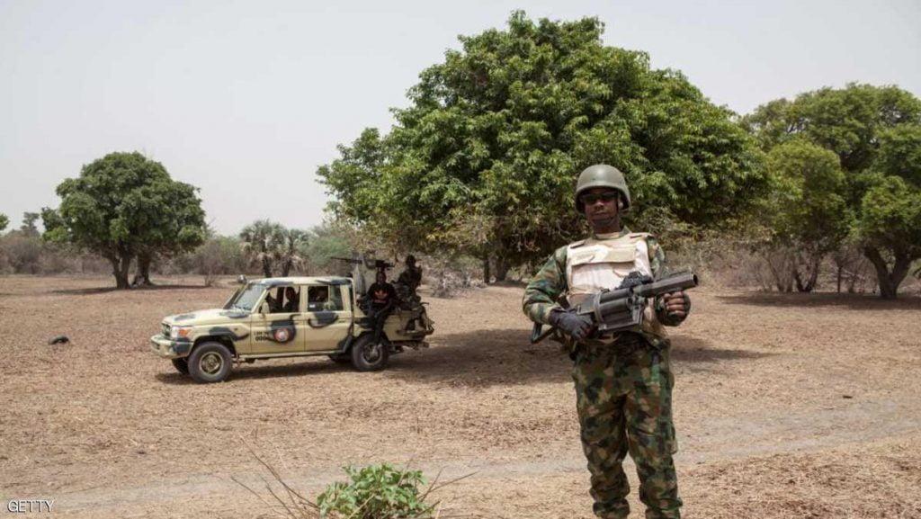 مقتل جنود أمريكيين في كمين بالنيجر