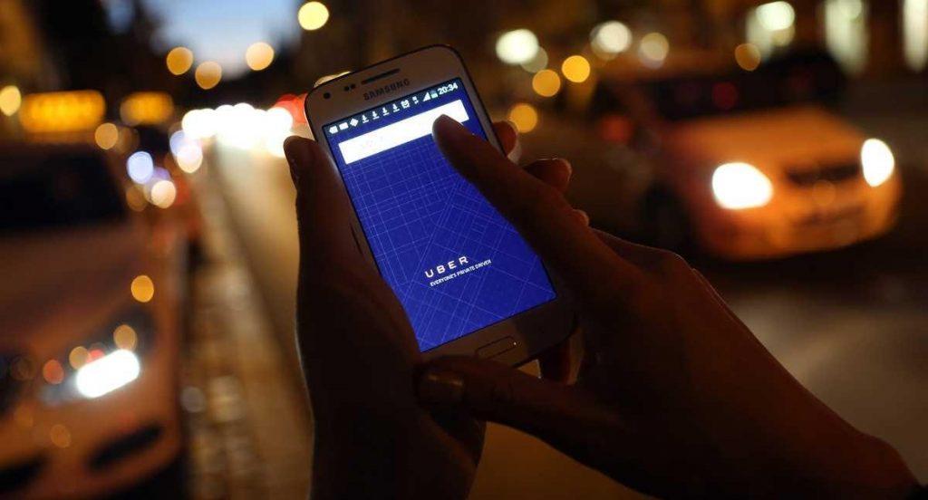 """تحذيرات من تطبيق """"أوبر"""" .. يخترق الخصوصية ويرصد استخدامات المستخدمين"""