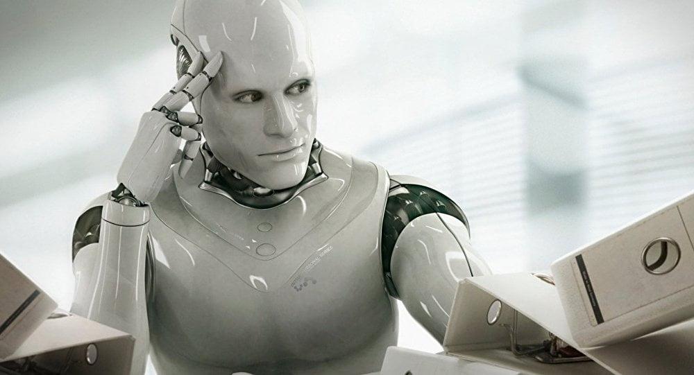 """دراسة: ثلث الموظفين سيكونون سعداء مع مدير """"روبوت"""" !!"""