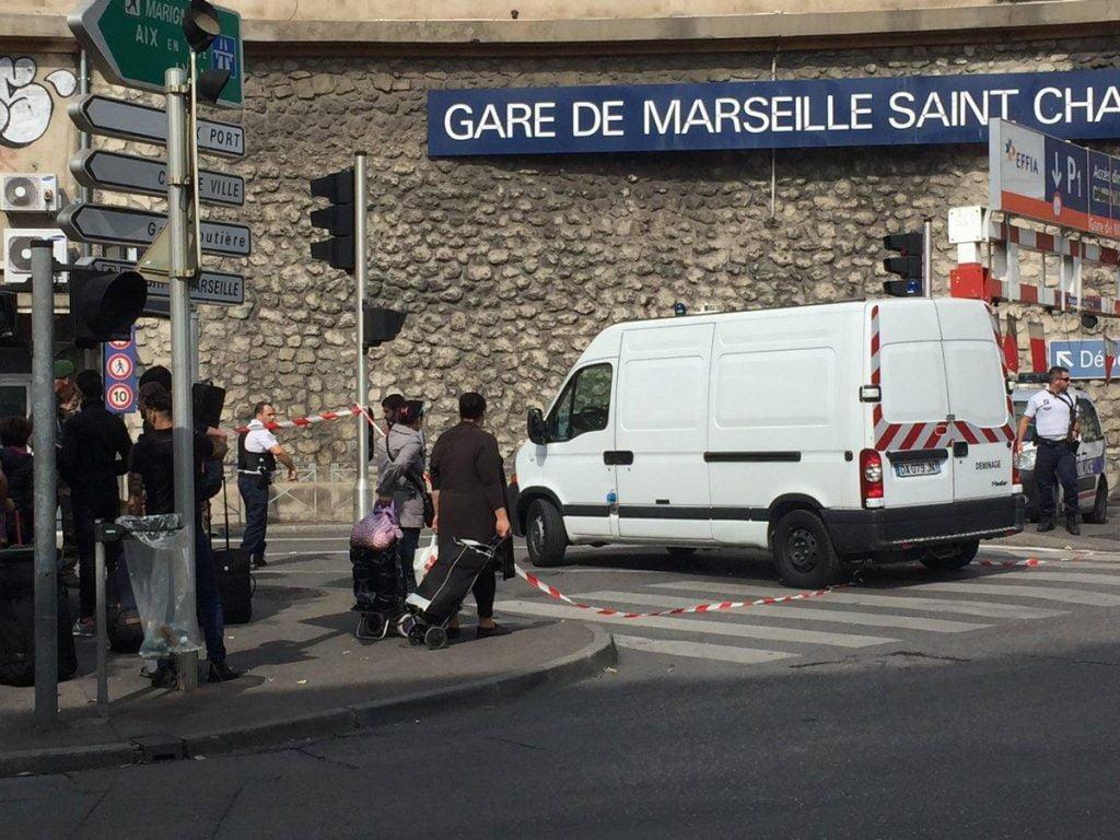 """""""داعش"""" يتبنى عملية الطعن التي أوقعت قتيلين في مارسيليا جنوبي فرنسا"""