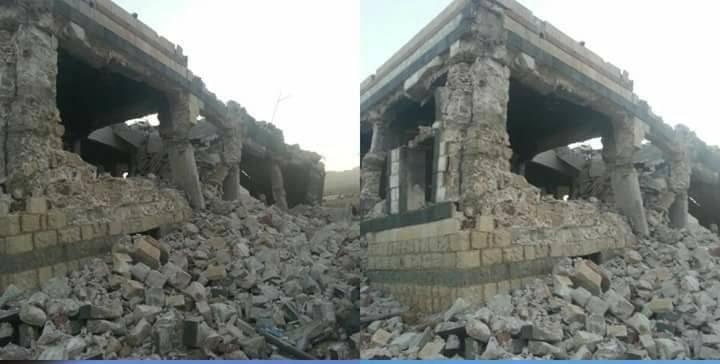 تفجير منازل مشايخ القبائل.. أسلوب الحوثيين الجديد في التصفية شرق صنعاء