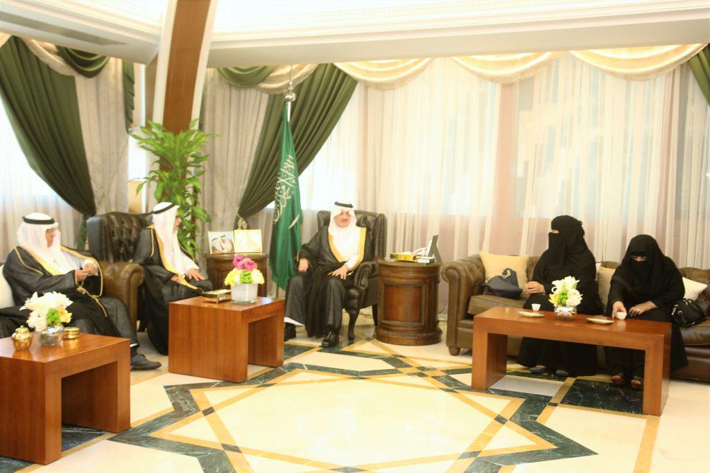 الأمير سعود بن نايف يؤكد على دور التعليم النوعي الفعال في تخريج الكفاءات الوطنية المتميزة