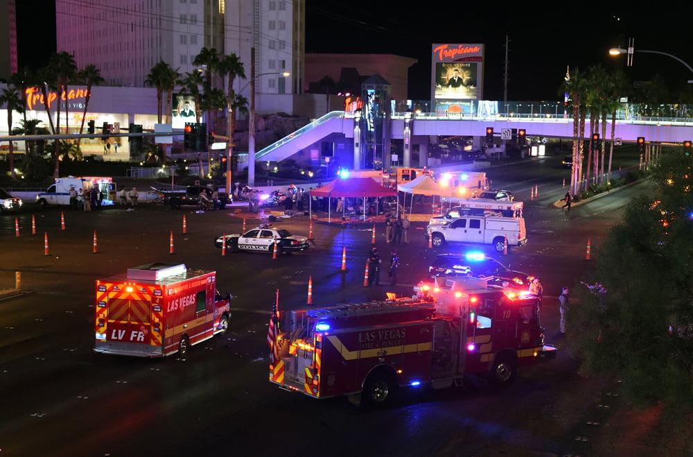 20 قتيلا و100 جريح بإطلاق نار في لاس فيغاس