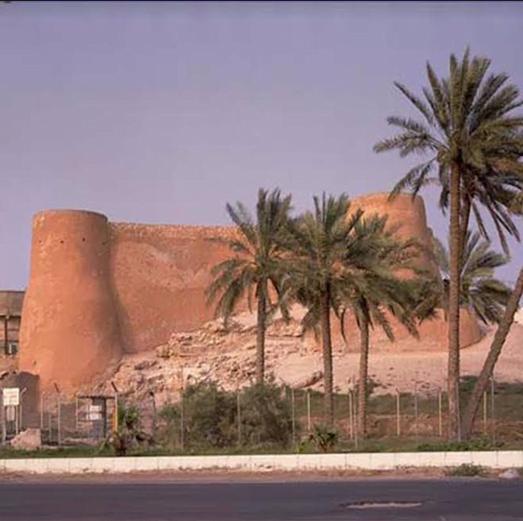 قلعة تاروت أقدم الثغور البحرية في المملكة