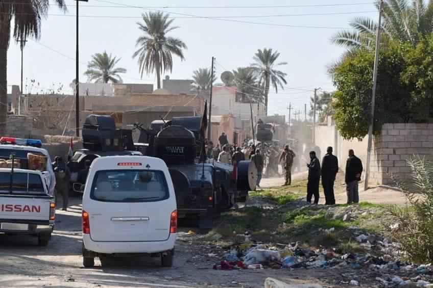 العراق.. الحشد الشعبي يسيطر على سنجار بعد انسحاب البشمركة