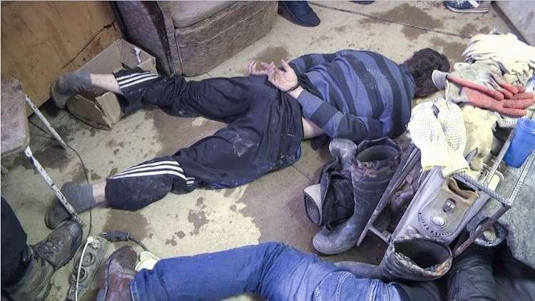 تفكيك خلية داعشية في مقاطعة موسكو