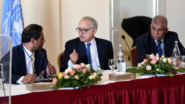 أجواء إيجابية تسود المشاورات الليبية في تونس