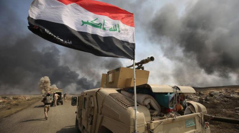 القوات العراقية تبدأ الهجوم الأخير لاستعادة الحويجة