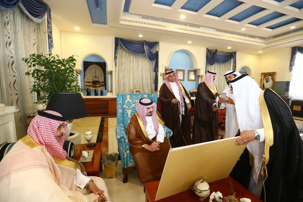 أمير الجوف يؤكد على إيجاد رحلات لثلاث مناطق  داخلية والأردن وتركيا