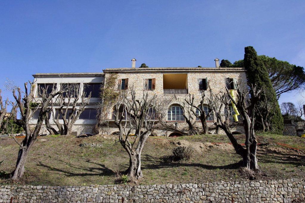نيوزيلندي يشتري منزل الفنان بيكاسو القديم في فرنسا بمبلغ 23.9 مليون دولار