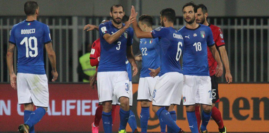 """""""ملحق المونديال"""" توقع إيطاليا في مواجهة نارية مع السويد"""