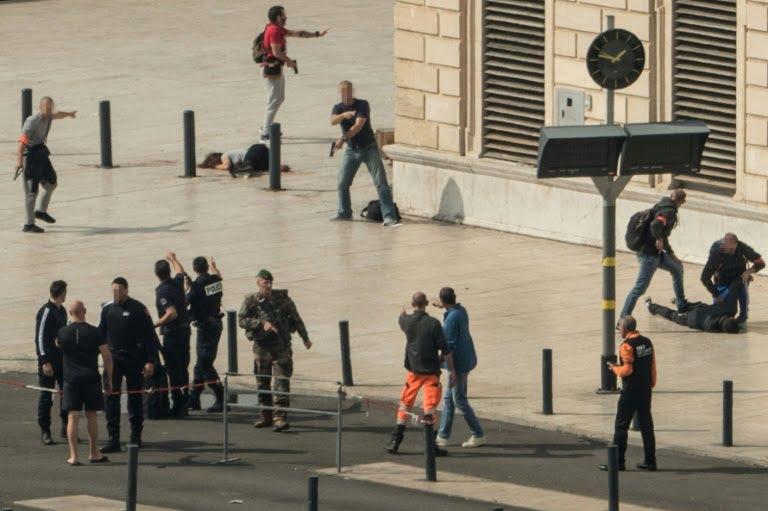 فرنسا: منفذ اعتداء مرسيليا تونسي الجنسية