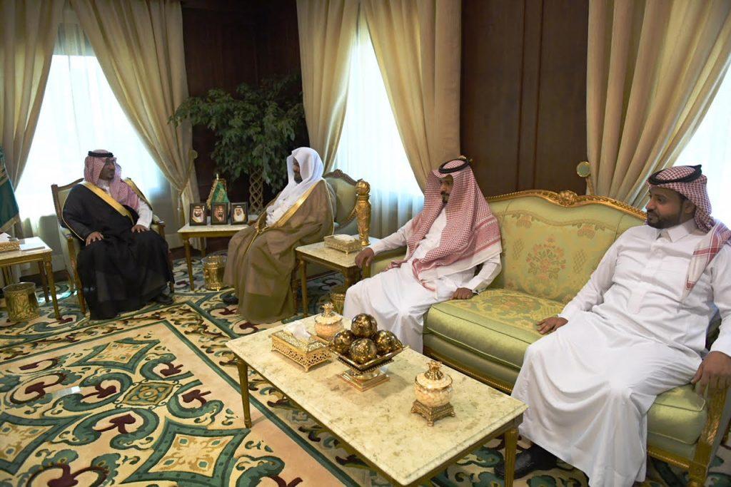 النيابة العامة وسط الرياض