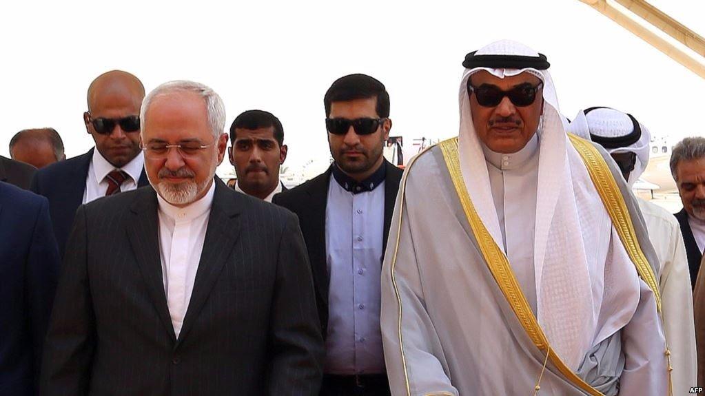 صحيفة عربية : زيارة ظريف لقطر جاءت لبث الشقاق بين دول الخليج