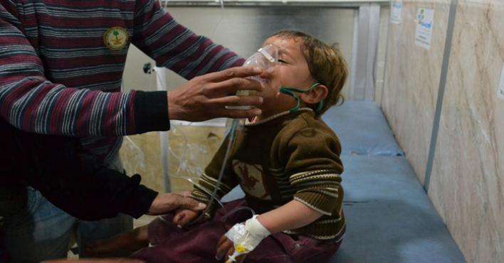 منظمة حظر الأسلحة الكيميائية: الأسد هاجم حماة بغاز السارين