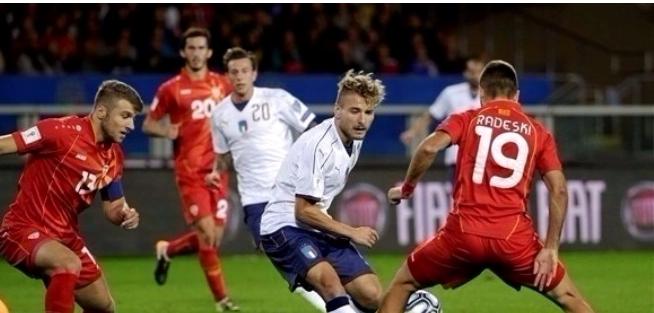 تصفيات مونديال 2018: إيطاليا تخفق في الفوز على مقدونيا المتواضعة