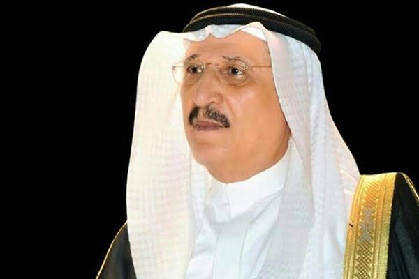 أمير جازان يعزي خادم الحرمين في وفاة الأمير منصور بن مقرن