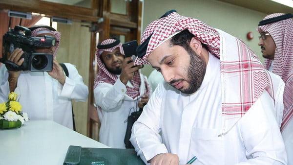 10 آلاف ريال مكافأة من آل الشيخ لكل لاعب بعد تأهل الأخضر الشاب
