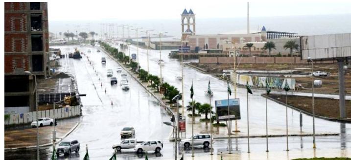 الأرصاد: توقعات بهطول أمطار رعدية في مرتفعات جازان وعسير والباحة