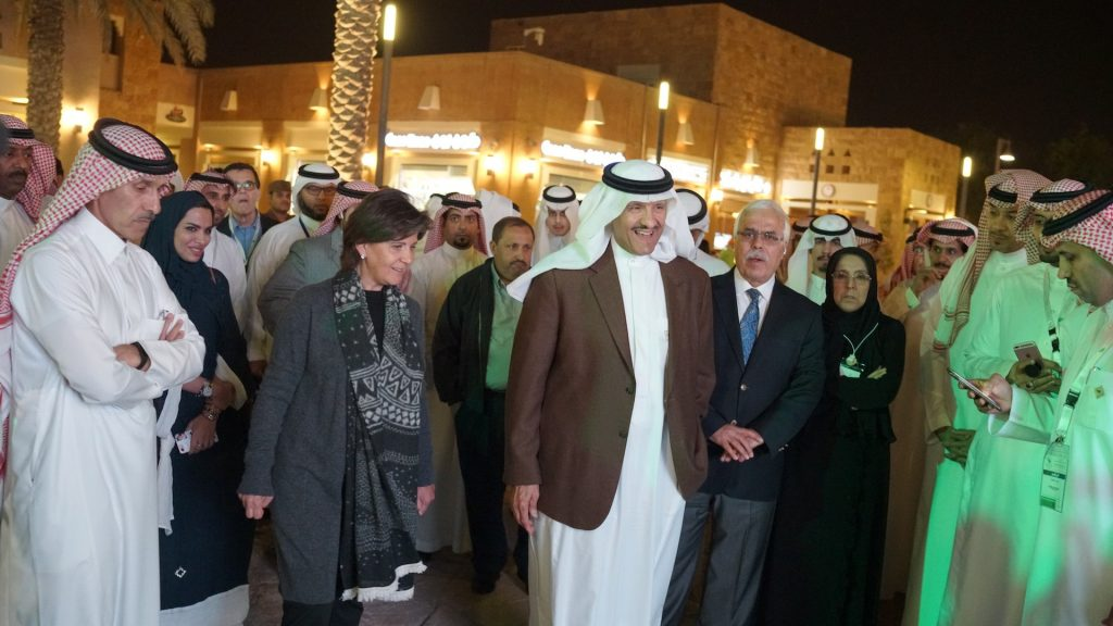 إشادات واسعة بنجاح ملتقى آثار المملكة وتنوع فعالياته