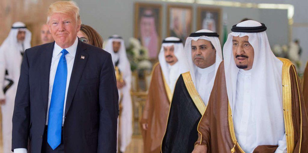 خادم الحرمين يجري اتصالاً هاتفياً بالرئيس الأمريكي يدين فيه العمل الإرهابي الذي وقع في نيويورك