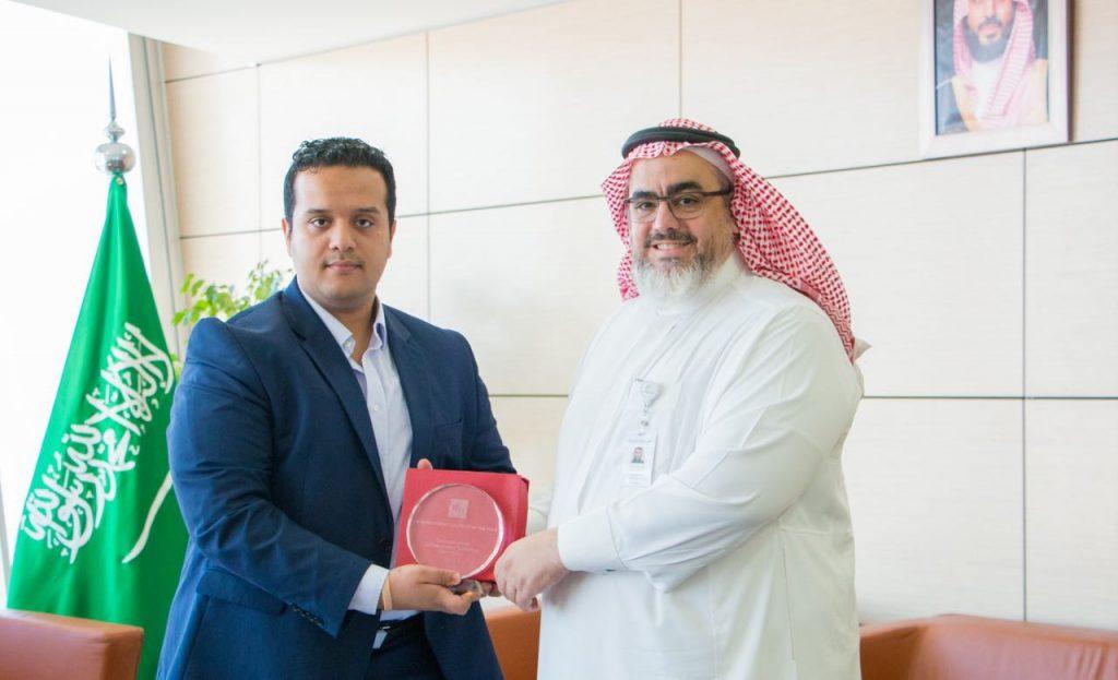 الاتصالات وتقنية المعلومات تحقق جائزة أفضل تطبيق حكومي في الشرق الأوسط