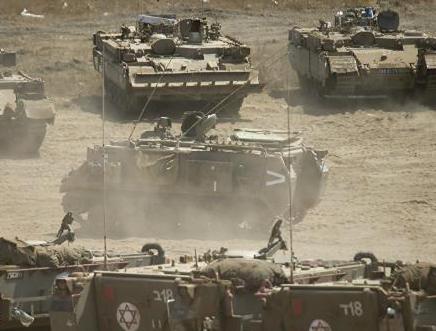 إسرائيل تستعد لشن حرب على حزب الله الإرهابي