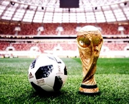 «الفيفا» يزيح الستار عن كرة مونديال روسيا 2018