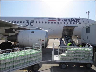 توقف الصادرات الإيرانية لقطر بعد إغراقها الأسواق القطرية بمنتجات فاسدة
