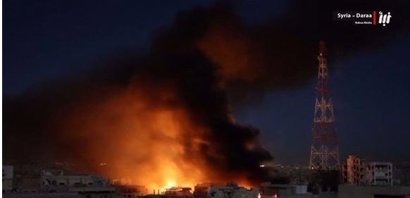 إلغاء صلاة الجمعة في سوريا مع اشتداد قصف نظام الأسد للمساجد