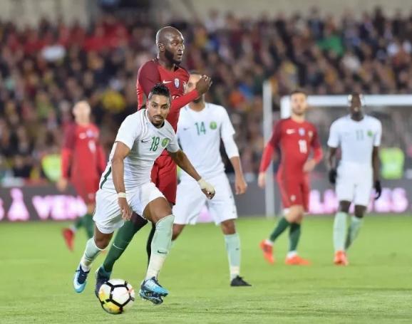 الأخضر يخسر أمام البرتغال بثلاثية وديا