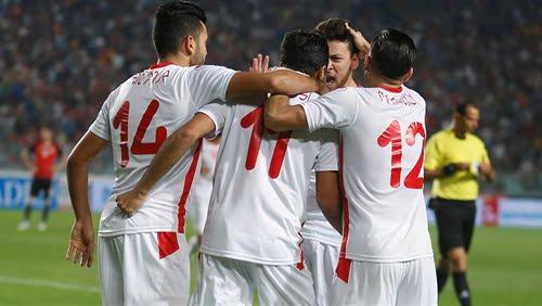 تونس تتأهل رسمياً إلى نهائيات مونديال روسيا 2018