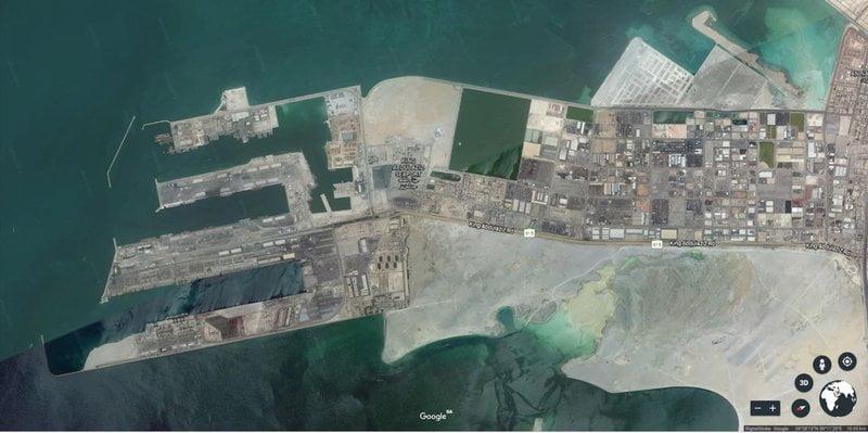 قرية لوجستية متكاملة في ميناء الدمام بمساحة مليون متر مربع