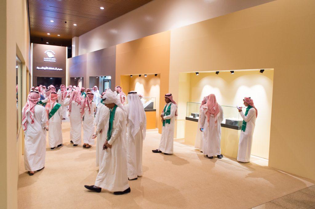 مواطنون: معارض آثار المملكة فرصة ثمينة للتعرف على حضارات الوطن