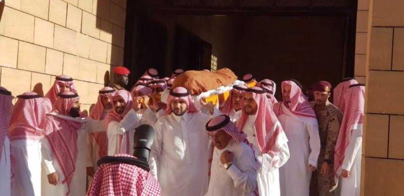 الصلاة على الأمير منصور بن مقرن ومرافقيه في الرياض وصلاة الغائب في مساجد عسير