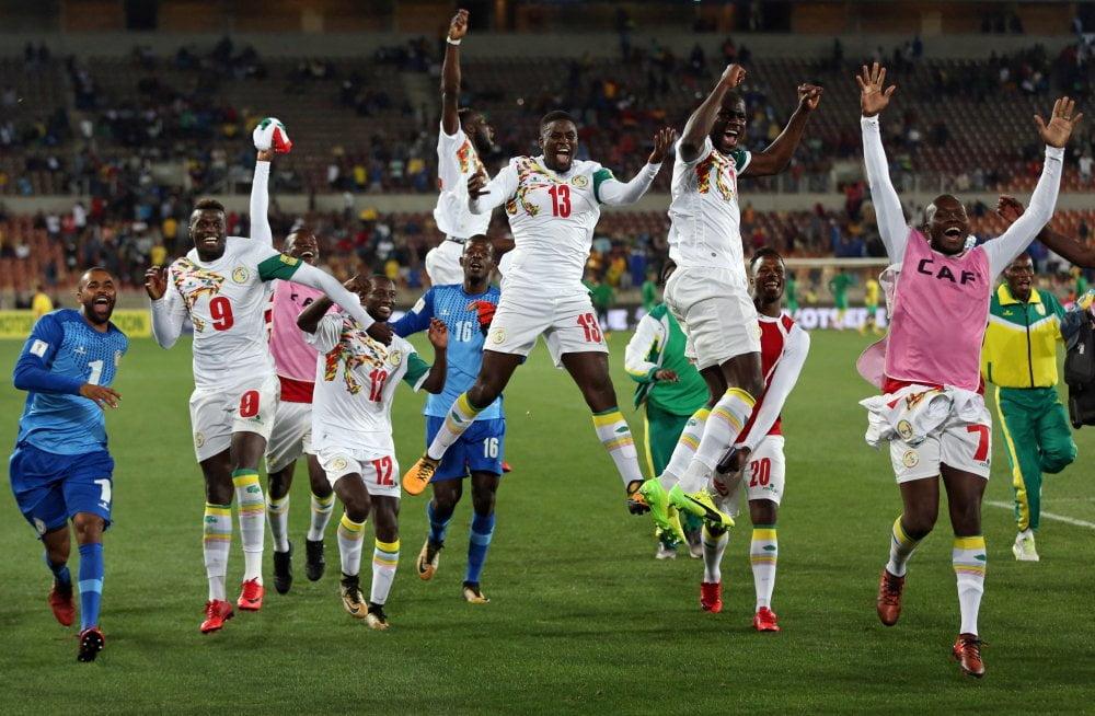 السنغال تتأهل إلى نهائيات كأس العالم