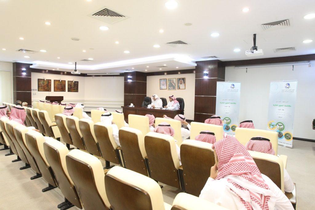 نائب رئيس الهيئة السعودية للحياة الفطرية يرعى اختتامالبرنامج التدريبي لمكافحة الطيور الغازية