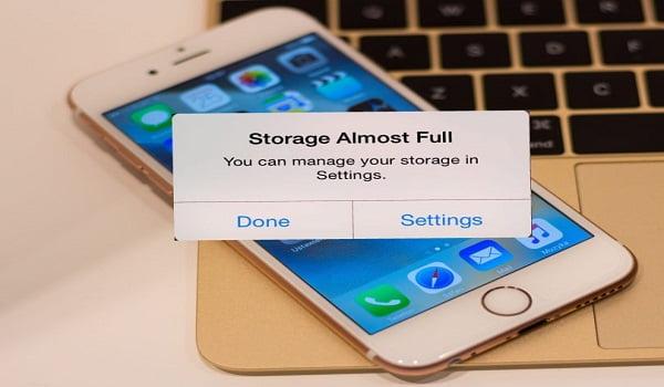 إذا امتلأت مساحة تخزين الأيفون ورغبت في التقاط الصور.. عليك بهذه الخدعة البسيطة