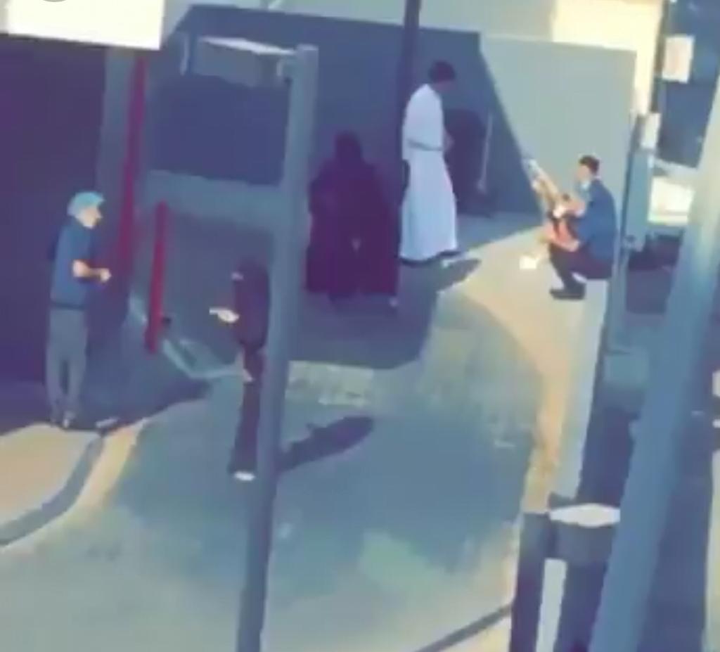 شرطة منطقة مكة توضح مقطع إخلال فتاة بالآداب العامة بالطائف